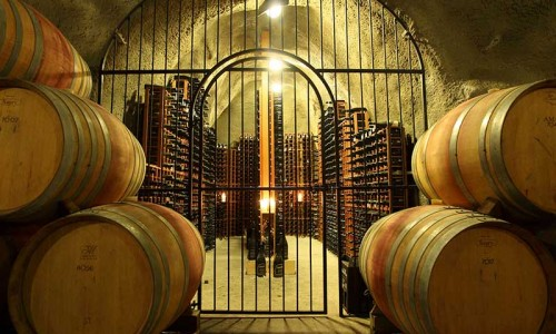 Gibbston Valley Wine Library