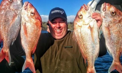Waiheke Fishing