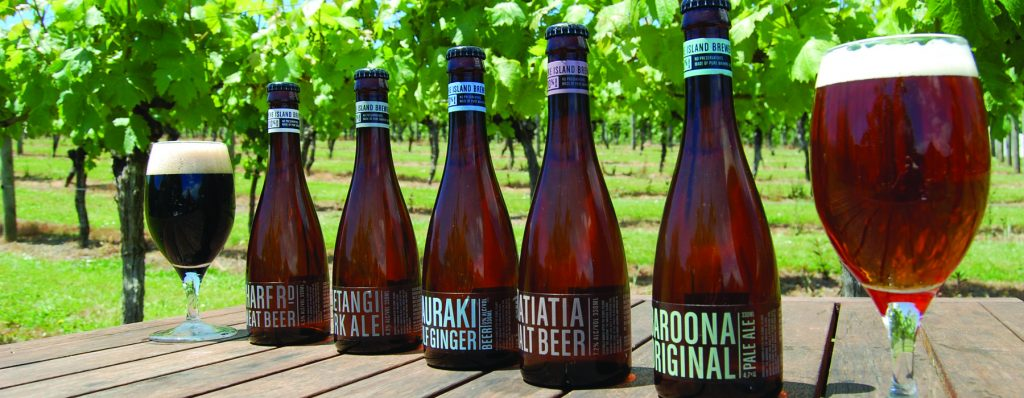 craft beer waiheke tour