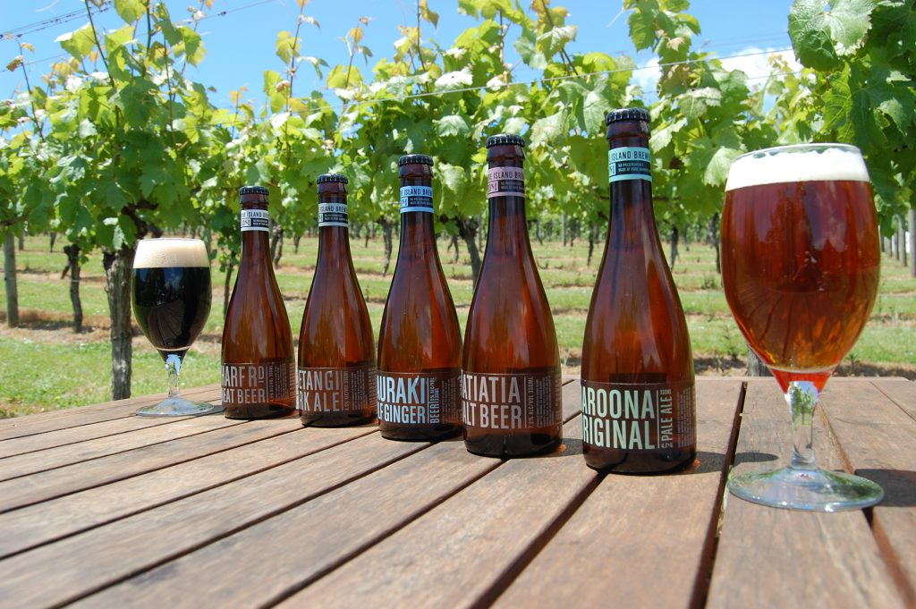 craft beer wild on waiheke